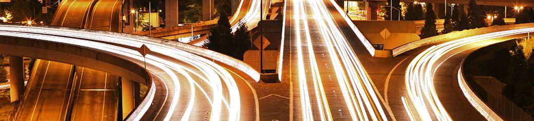 City night highway network - Utstarcom